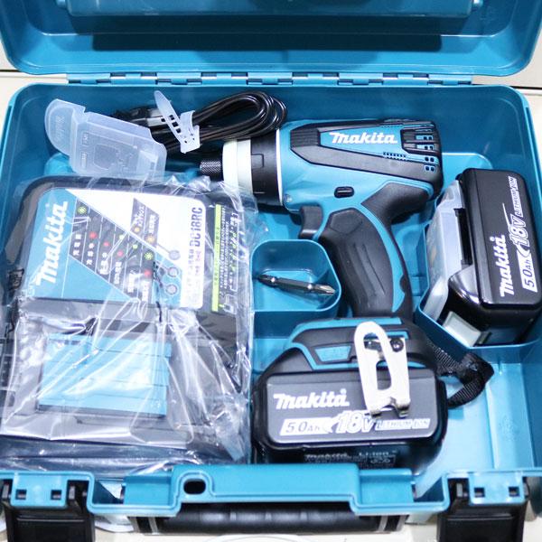 人吉市よりマキタの電動工具インパクトドライバを高価買取