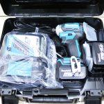【山鹿市で電動工具】マキタのインパクトTD160DRGX買取
