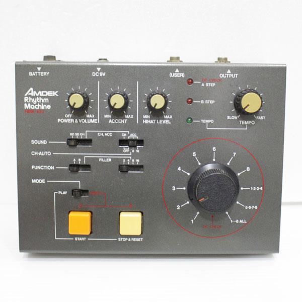 八代市のお客様よりAMDEK RMK-100ズムマシーン楽器を買取り