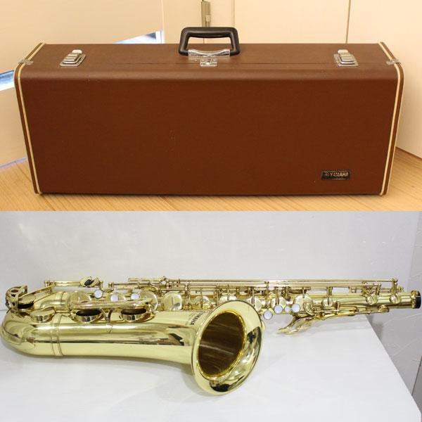 天草市のお客様よりヤマハのテナー サックス YTS-32 楽器を買取