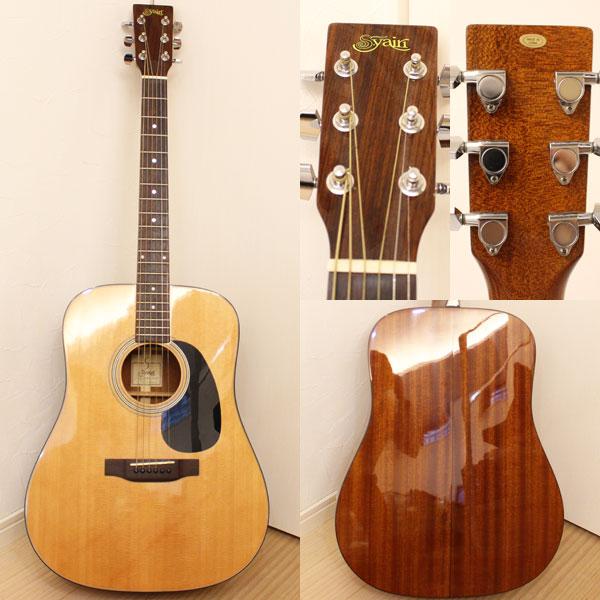 山鹿市のお客様よりS.yairi ヤイリー YD-18N アコースティックギターを買取