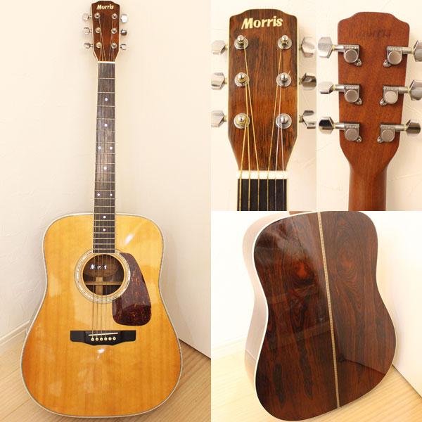 阿蘇市のお客様よりモーリスのアコースティックギター ハラカンダ M-50を買取
