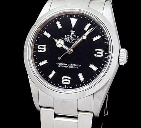 ロレックスの時計、エクスプローラーⅠの魅力とは?