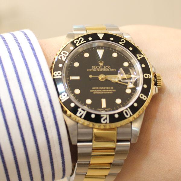 ブランド時計ならロレックス!その魅力は、歴史の長さにある
