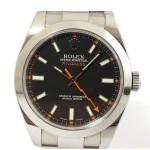 ロレックスの時計、ミルガウスの魅力と豆知識、買取方法