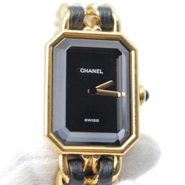 熊本市内のお客様よりシャネルの時計 プルミエールを買取